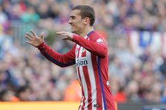 Antoine Griezman  d Atletico Madrid Royalty Free Stock Photography