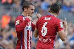 Antoine Griezman  d Atletico Madrid Royalty Free Stock Photos