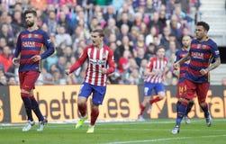 Antoine Griezman  d Atletico Madrid Stock Image