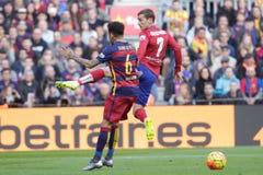 Antoine Griezman  d Atletico Madrid Stock Photo