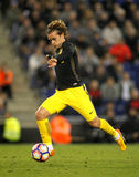 Antoine Griezmann of Atletico de Madrid Stock Images