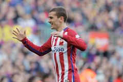 Antoine Griezmann d Atletico Madrid Royalty Free Stock Image