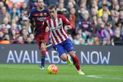 Antoine Griezmann d Atletico Madrid Royalty Free Stock Photos