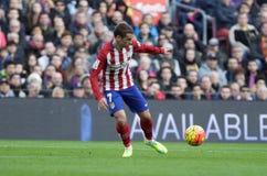 Antoine Griezmann d Atletico Madrid Stock Photo