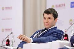 Anton Alikhanov Stock Photo