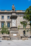 Άγαλμα του Anton Lopez Στοκ φωτογραφίες με δικαίωμα ελεύθερης χρήσης