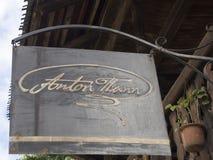 Anton Pann memorial house Royalty Free Stock Image
