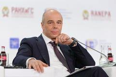 Anton Siluanov Στοκ Εικόνες
