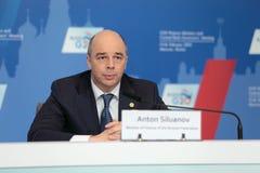 Anton Siluanov Stock Image