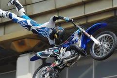 Anton Smirnov jumping Stock Images
