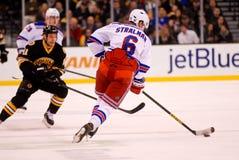 Anton Stralman New York Rangers Royalty Free Stock Photos