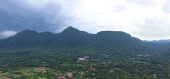 Anton Valley i Panama royaltyfri fotografi