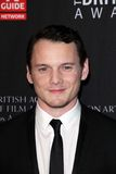 Anton Yelchin Royalty Free Stock Images
