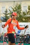 Antonc$shipulin-medallist der Olympischer Spiele Stockfotografie