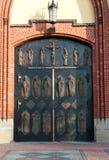 Antoni's Church in Rybnik Royalty Free Stock Photography