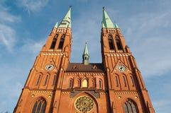 Antoni's Church in Rybnik Royalty Free Stock Photos