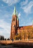 Antoni's Church in Rybnik Stock Photography