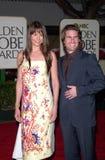 Antonia Kidman, Tom Cruise Στοκ φωτογραφία με δικαίωμα ελεύθερης χρήσης