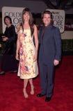 Antonia Kidman, Tom Cruise Στοκ Φωτογραφία