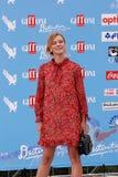 ANTONIA LISKOVA EN EL FESTIVAL DE CINE 2016 DE GIFFONI Fotografía de archivo libre de regalías