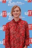 ANTONIA LISKOVA AT GIFFONI FILM FESTIVAL 2016. Giffoni Valle Piana, Sa, Italy - July 16, 2016 : Antonia Liskova  at Giffoni Film Festival 2016 - on July 16, 2016 Stock Image