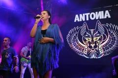 Antonia Royalty Free Stock Photography