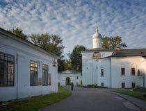 Antoniev修道院是其中一个仔牛皱胃最美丽如画的地方  免版税库存图片