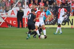 Antonin Barak - Slavia Πράγα Στοκ εικόνα με δικαίωμα ελεύθερης χρήσης
