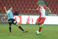 Antonin Barak - Slavia Πράγα Στοκ εικόνες με δικαίωμα ελεύθερης χρήσης