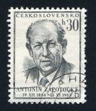 Antonin Zapotocky Στοκ Εικόνες