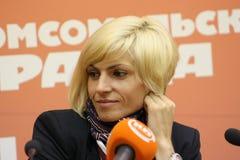 Antonina Krivoshapka Στοκ εικόνες με δικαίωμα ελεύθερης χρήσης
