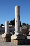 The Antonine Baths in Carthage, Tunisia. Royalty Free Stock Photo