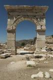 Antonine Nymphaeum przy Sagalassos, Turcja Zdjęcie Stock