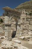 Antonine Nymphaeum przy Sagalassos, Turcja Obraz Stock