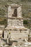 Antonine Nymphaeum at Sagalassos, Turkey Stock Photography