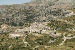Antonine Nymphaeum at Sagalassos, Turkey Stock Images