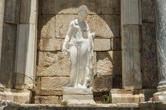 Antonine Nymphaeum at Sagalassos, Turkey Royalty Free Stock Images