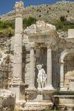 Antonine Nymphaeum at Sagalassos, Turkey Stock Photos