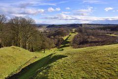 Antonine Wall Royalty Free Stock Photos