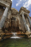 Antoninus Fountain Royalty Free Stock Images