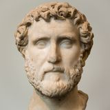 Antoninus Pius Royalty Free Stock Images