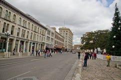 antonio στο κέντρο της πόλης SAN Στοκ Φωτογραφία