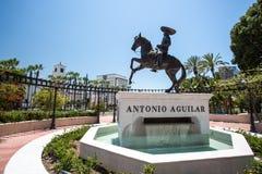 Antonio Aguilar royaltyfri bild
