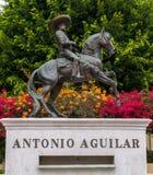 Antonio Aguilar Obrazy Royalty Free