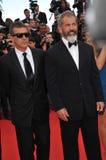 Antonio Banderas & Μελ Γκίπσον Στοκ εικόνες με δικαίωμα ελεύθερης χρήσης