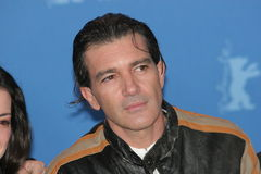 Antonio Banderas photo stock