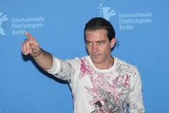 Antonio Banderas photographie stock