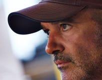 Antonio Banderas close-up Stock Photography