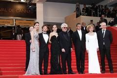 Antonio Banderas, Marisa Paredes, Elena Anaya, Ped Stock Images