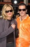 Antonio Banderas,Melanie Griffith Stock Photography